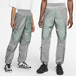 nike pantaloni fluo