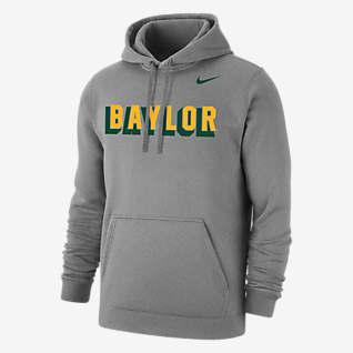 Nike College Club Fleece (Baylor) Men's Hoodie
