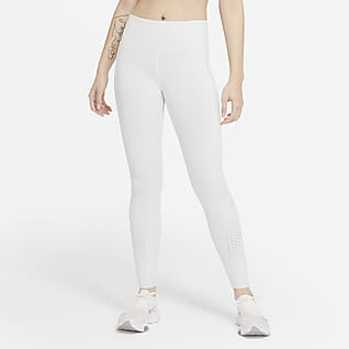 Nike Epic Luxe Leggings de running de tiro medio para mujer