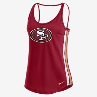 Nike Dri-FIT (NFL San Francisco 49ers) Women's Open Back Tank Top