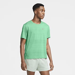 Nike Dri-FIT Miler Samarreta de running - Home