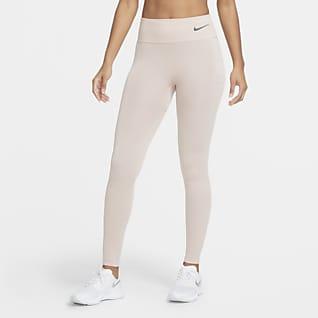 Nike Epic Luxe Run Division Женские беговые тайтсы из шерсти