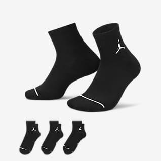Jordan Everyday Max Calcetines hasta el tobillo (3 pares)