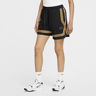 Nike Dri-FIT Swoosh Fly Basketbalshorts voor dames