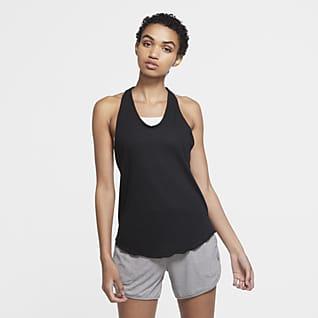 Nike Yoga Женская майка