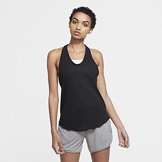 Nike Yoga Canotta - Donna