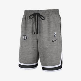 Nets Men's Nike Therma Flex NBA Shorts