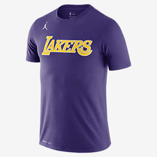 Lakers Statement Edition Men's Jordan Dri-FIT NBA T-Shirt