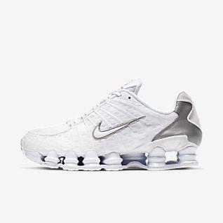 White Nike Shox Sko. Nike DK