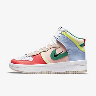 Nike Dunk High Up 女子运动鞋