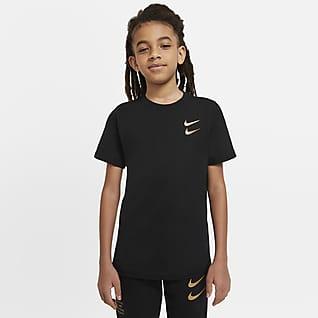 Nike Sportswear T-shirt til store børn (drenge)