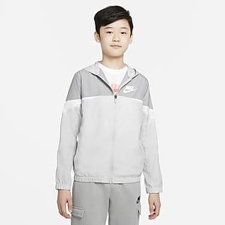 Nike Sportswear Big Kids' (Boys') Woven Jacket