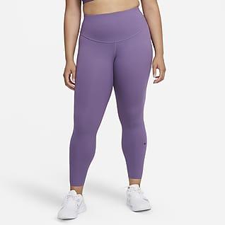 Nike One Luxe Leggings de tiro medio 7/8 para mujer (talla grande)