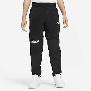 Nike Air Zateplené kalhoty pro větší děti (chlapce)