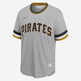 MLB Pittsburgh Pirates Men's Cooperstown Baseball Jersey
