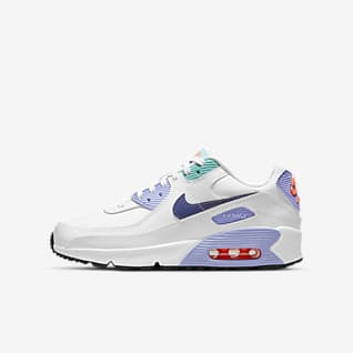Nike Air Max 90 SE 2 Big Kids' Shoe