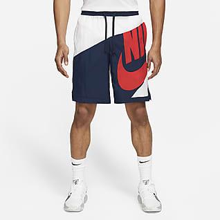 Nike Dri-FIT Throwback Futura Shorts de básquetbol para hombre