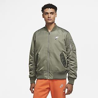 Nike Sportswear Punkig bomberjacka för män