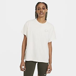 Nike Sportswear Damestop met korte mouwen