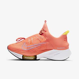 Nike Air Zoom Tempo NEXT% FlyEase Løbesko til kvinder
