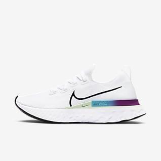 Nike React Infinity Run Flyknit Damen-Laufschuh