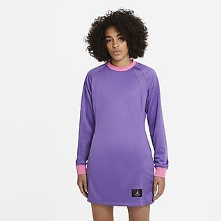 Jordan Långärmad klänning för kvinnor