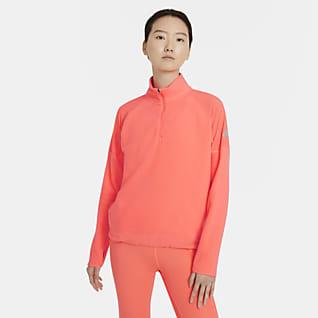 Prenda de paño grueso Nike Air Camiseta de running para mujer
