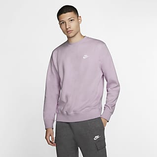 Nike Sportswear Club Fleece Top met ronde hals