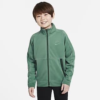 Nike Sportswear Chamarra para niños talla grande