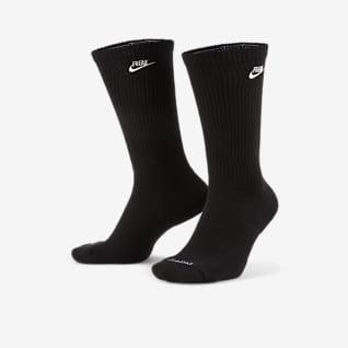 Nike Everyday Plus Cushioned ถุงเท้าบาสเก็ตบอลข้อยาว