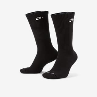 Nike Everyday Plus Cushioned Chaussettes de basketball mi-mollet