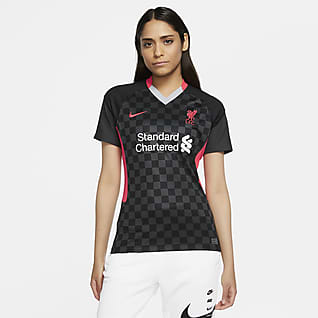 Liverpool F.C. 2020/21 Stadium Third Women's Football Shirt
