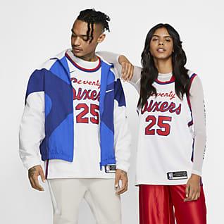 费城 76 人队 (Ben Simmons) Classic Edition Nike NBA Swingman Jersey 男子球衣