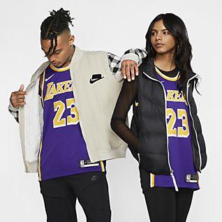 Maillots d'équipe et équipement Los Angeles Lakers. Nike FR