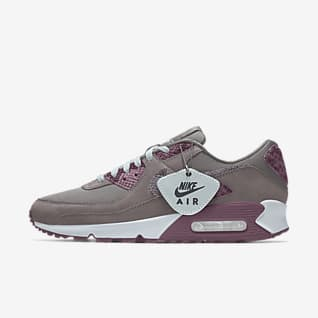 Nike Air Max 90 Premium By You Scarpa personalizzabile
