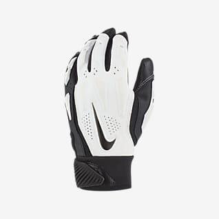 Nike D-Tack Guantes de fútbol americano para niños