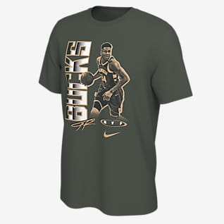 Giannis Antetokounmpo Select Series เสื้อยืด Nike NBA