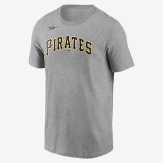 Nike Cooperstown Wordmark (MLB Pittsburgh Pirates) Men's T-Shirt