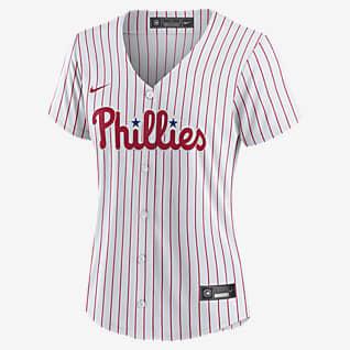 MLB Philadelphia Phillies (Bryce Harper) Women's Replica Baseball Jersey