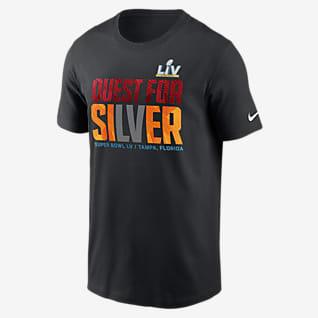 Nike Super Bowl LV Quest for Silver Men's T-Shirt