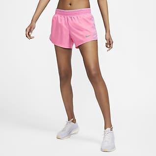 Nike 10K Hardloopshorts voor dames