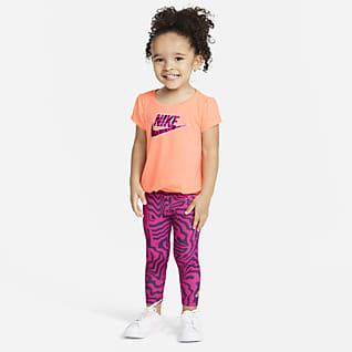 Nike Conjunto de parte superior y leggings para bebé (de 12 a 24 meses)
