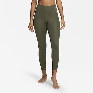 Nike Yoga 7/8-Leggings für Damen
