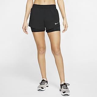 Nike 10K Women's 2-in-1 Running Shorts