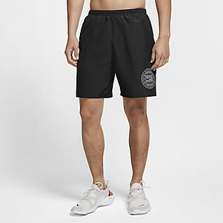 Nike Dri-FIT Wild Run 男款圖樣跑步短褲