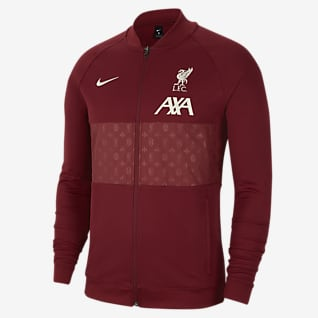 Liverpool F.C. Men's Football Tracksuit Jacket