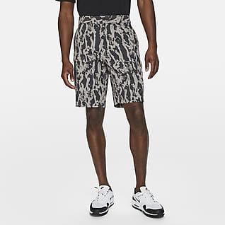 Nike Dri-FIT Terepmintás férfi golfrövidnadrág