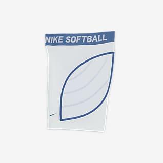 Nike Dri-FIT Shorts de softball Slider para niñas talla grande
