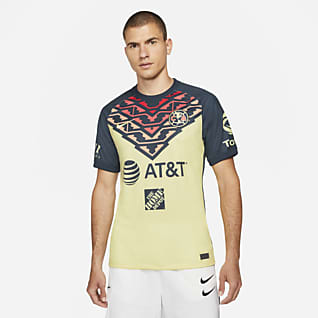 Club América local 2021/22 Stadium Jersey de fútbol para hombre
