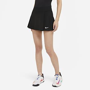NikeCourt Victory 女子网球短裙